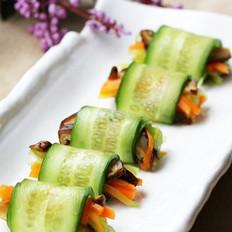 黄瓜卷的做法