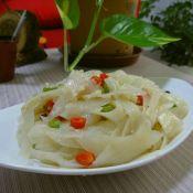 凉拌刀削土豆