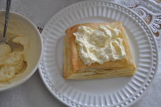 自制244层酥皮菠萝布丁丹麦酥及奶酪酥条的做法