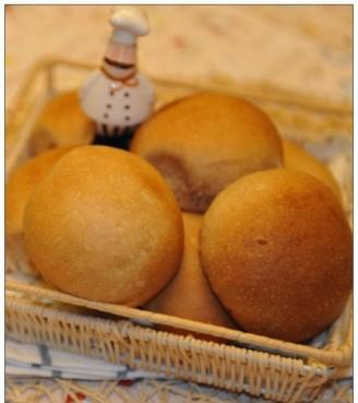 打印巧克力酱面包的做法(美食杰)
