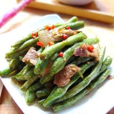 肉片烧芸豆