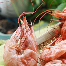 微波炉烤虾干的做法