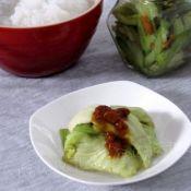 腌南姜芥菜