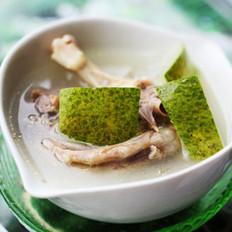 冬瓜麻鸭汤