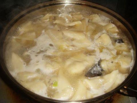 鸡汤馄饨的做法【步骤图】_菜谱_美食杰
