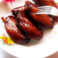 蜜汁雞翅的做法