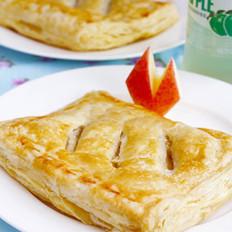 酥皮蘋果派的做法