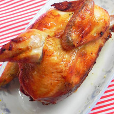 香茅烤鸡的做法