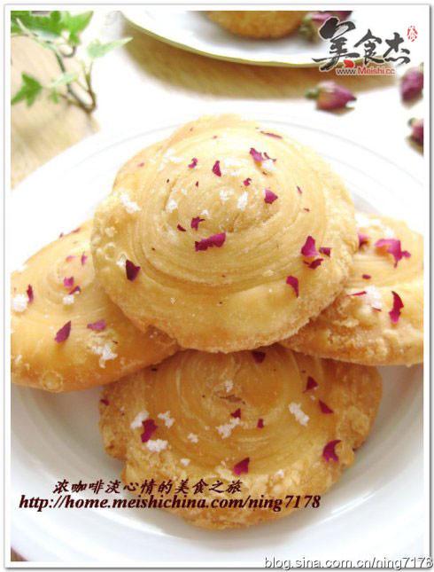 吴山酥油饼的做法