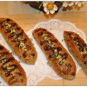 黑米饭千岛酱面包