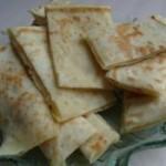 榴莲煎饼的做法