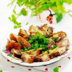 蝦醬蒸燒肉的做法