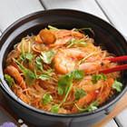 海鲜粉丝锅