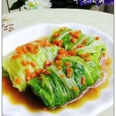 白菜豆腐卷