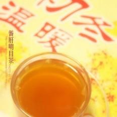 菊花明目茶