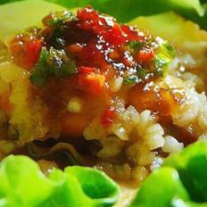 蒜蓉蚝油烤扇贝的做法