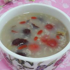 山楂红枣粥