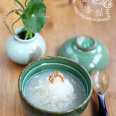 萝卜丝海米汤