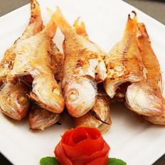 香煎红三鱼