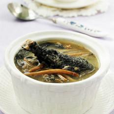茶树菇乌鸡汤的做法