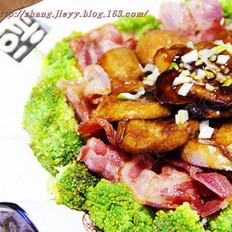 烟熏杏鲍菇的做法
