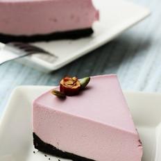 紫薯芝士蛋糕