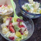 新鲜果粒酸奶