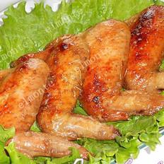 香茅烤鸡翅的做法