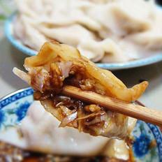 大白菜猪肉水饺