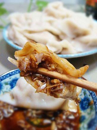 大白菜猪肉水饺的做法