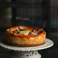 无花果芝士蛋糕