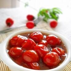 红酒渍樱桃番茄果的做法