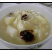 山药红枣薏米粥的做法