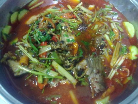 水煮鱼的做法_家常水煮鱼的做法【图】水煮鱼的家常