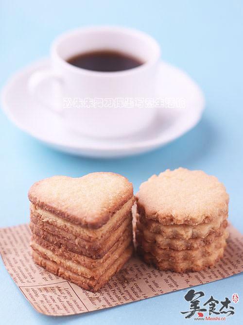椰香奶油酥餅乾的做法_家常椰香奶油酥餅乾的做法 ...