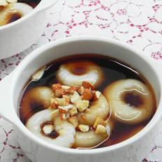 红糖姜汁汤圆的做法