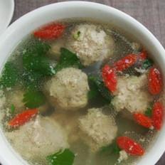 羊肉丸子湯的做法