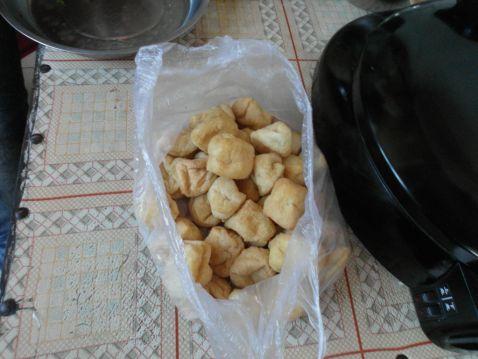 香酿豆腐的做法