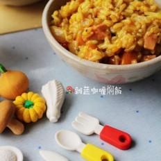 杂蔬咖喱焖饭