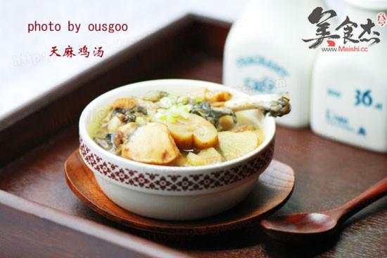 【图】天麻天麻_鸡汤做法的草鱼,做,红烧鸡汤块相关v天麻图片
