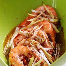 鮮味蝦的做法