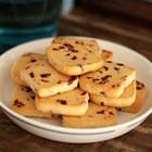 蔓越莓手切饼干