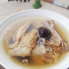 红枣鸡汤的做法