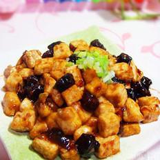 山楂豆腐的做法