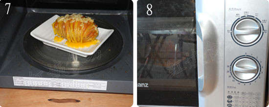 土豆烤香肠的做法