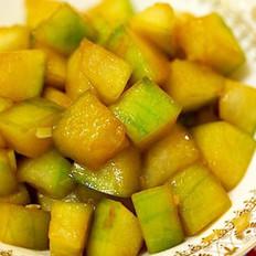 素烧冬瓜块的做法
