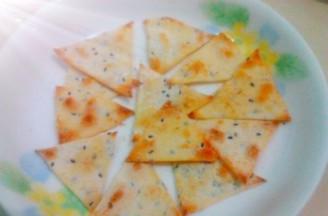 打印三角形饼干的做法(美食杰)