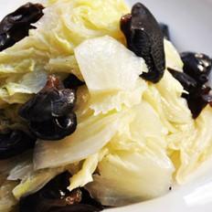 黑白菜的做法