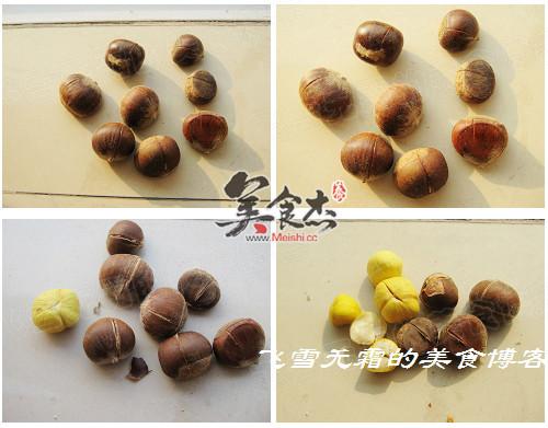 板栗的八种去皮方法