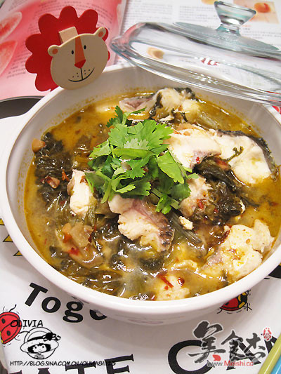 酸菜鱼里的酸菜怎么做